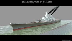 Iowa Class BB