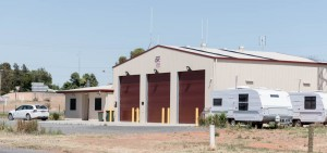 Sea Lake Fire Station